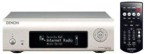 Denon ネットワークオーディオプレーヤー Wi-Fi/AirPlay/ハイレゾ音源対応 プレミアムシルバー DNP-F109-SP