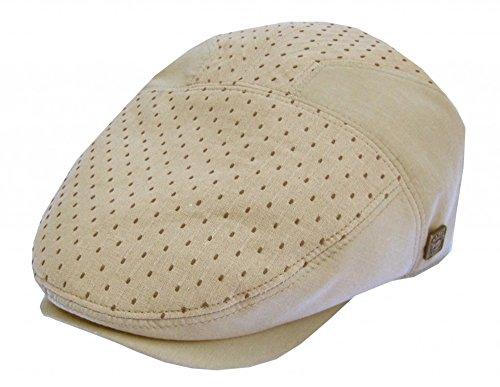 DASMARCA-Collection été-Casquette Plate Beige-Lyon-L