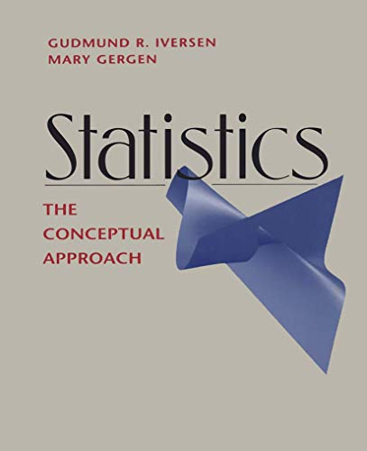 Statistics: The Conceptual Approach (Springer Undergraduate Textbooks in Statistics)