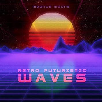 Retro Futuristic Waves
