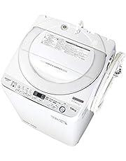 シャープ 全自動洗濯機 幅56.5cm(ボディ幅52.0cm) ES-GE