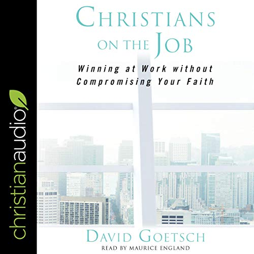 Christians on the Job audiobook cover art