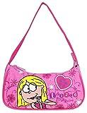 Lizzie McGuire Heart Hobo Handbag