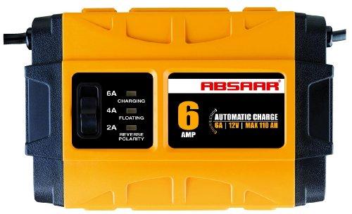 HF 1206 12V 2/4/6A HF-Ladegerät von Absaar