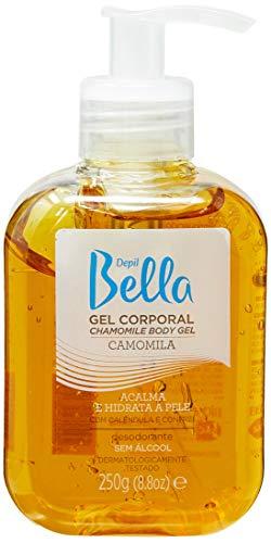 Gel Corporal Camomila 250g, Depil Bella