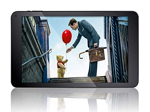 """Fusion5 10.1"""" Android 8.1 Oreo Tablet PC - (Google Certified, WIFI, BT, HDMI, 1280x800 IPS Screen, Dual Cameras, October 2018 Model, Android Touch screen Tablet PC) (16GB)"""