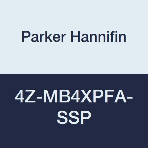 Parker Hannifin Direct stock discount 4Z-MB4XPFA-SSP Series Courier shipping free Stee MB4X Stainless