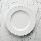 Staccato Dinner Plate + Reviews | Crate and Barrel