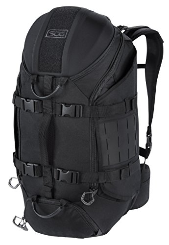 SOG Specialty Knives & Tools CP1005B Prophet Tactical Backpack- 33 Liter, Black