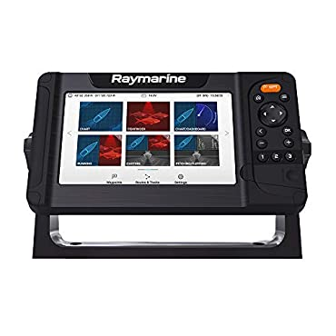 Raymarine Element 7 HV Chartplotter/Fishfinder No Transducer [E70532]