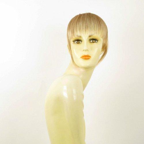 frange à clip cheveux blond clair cuivré méché blond clair ref: 20 en 27t613