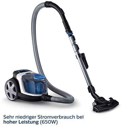 Philips beutelloser Staubsauger PowerPro Bild 2*