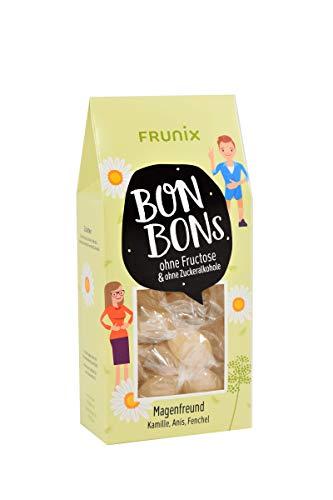 FRUNIX Magenfreund Bonbons ohne Fructose 90g