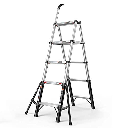 Taburetes con peldaños, Taburete con escalera de múltiples posiciones, Escalera plegable de...