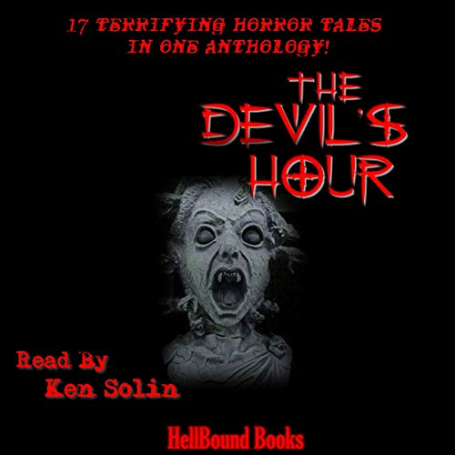 Couverture de The Devil's Hour