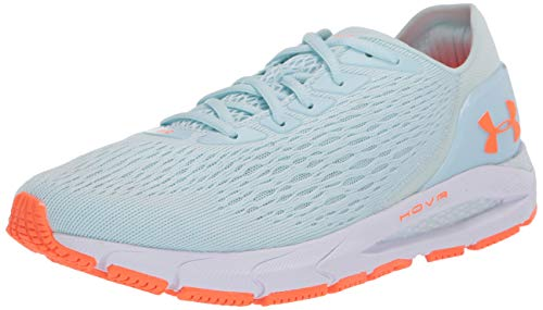 Under Armour Women's HOVR Sonic 3 Running Shoe, Rift Blue (400)/White, 5