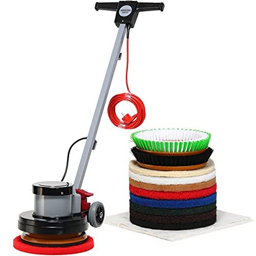 bopro Z12C Einscheiben Reinigungs- und Poliermaschine (Universalset)