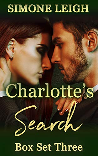 Charlotte s Search Box Set Three: AMénageRomance
