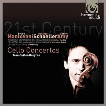 21st Century Cello Concertos