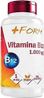 comprar comparacion Vitamina B12 1000 mg - Vitaminas y Minerales para la Energía y el bienestar de tu cuerpo – 1 Cápsula al día – Apto para Ve...