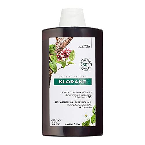 KLORANE - KLORANE Champú al Extracto de Quinina, 400 ml