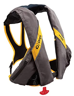 Onyx A/M-24 Deluxe Auto/Manual Inflatable Life Jacket