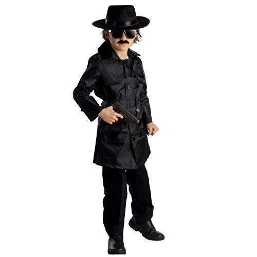 Dress Up America Costume d'agent d'espion de garçons