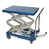 Baileigh B-CARTX2 Hydraulic Lift Cart, 660 Lb Capacity