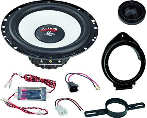 AUDIO SYSTEM Altavoz MFIT Opel Astra K EVO2 90W Compo System compatible con Opel Astra K 2015