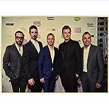 Duying Vintage Rockband Musik Backstreet Boys Poster