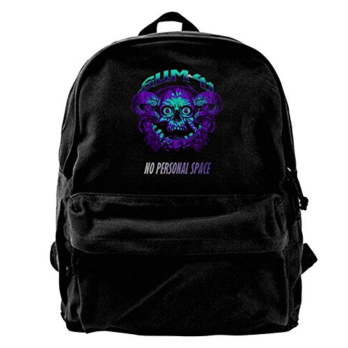 Yuanmeiju Sum 41 Backpack Personalized Laptop Ipad Tablet Travel School Bag