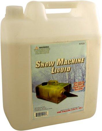 Fitco Halloween Snow Machine Refill Gallon
