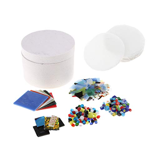FLAMEER Kit de Horno Microondas de 7 Piezas para Hornos de Fusión de Bricolaje