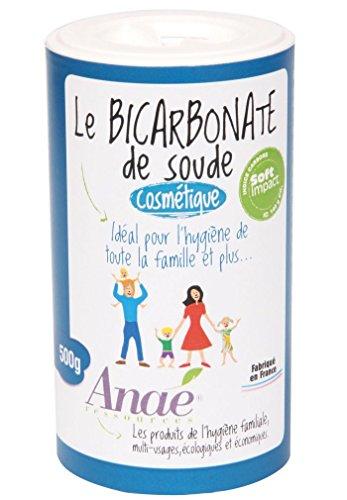 Ecodis - Bicarbonato di sodio 500 g COSMETICO