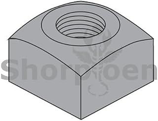 1//4-20 Square Nuts Steel 5000 pcs Plain