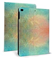 KUKUYE 虹 水彩画 グランジでカラフル iPad Air 10.5 ケース (2019モデル) Apple Pencil 収納可能 スタンド機能 iPad Air3 10.5 インチ (2019新型) 保護カバー 軽量 薄型 傷つけ防止