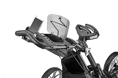 CaddyTek EZ Tour Quickfold Deluxe 3-Rad Golftrolley - 7