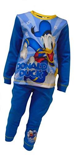 Donald Duck Grin Chicos Pijamas 3-4 años