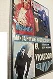 El violador gilipollas dvd- Erótico -Manda Huevos Jon Morbys