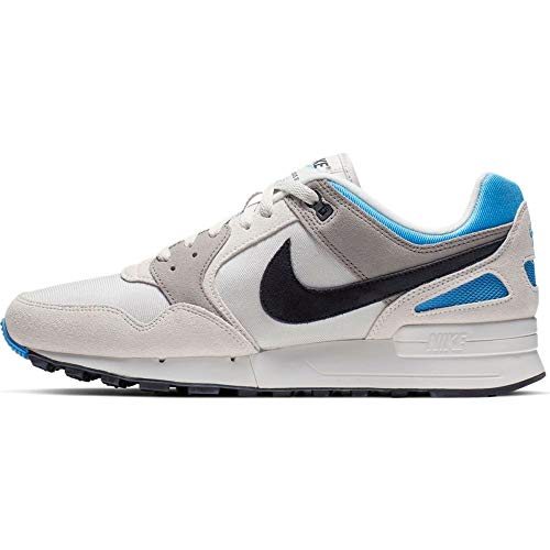 Nike Herren Air Pegasus '89 Se Leichtathletikschuhe, Mehrfarbig (Light Bone/Black/Vivid Blue/Light Taupe 000), 42.5 EU