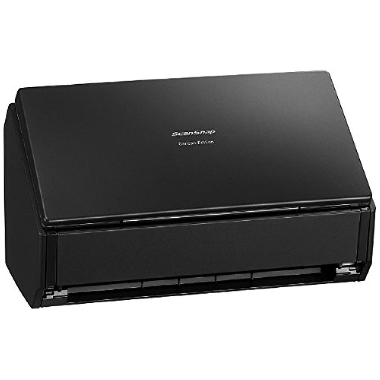 富士通 ScanSnap iX500 Sansan Edition 2年保証モデル ブラック FI-IX500SE-P