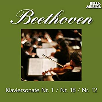 Beethoven: Klaviersonaten No. 1, 12 und 18, Vol. 3