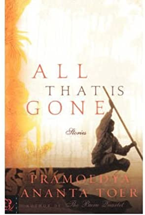 All That is Gone (Hardback) - Common