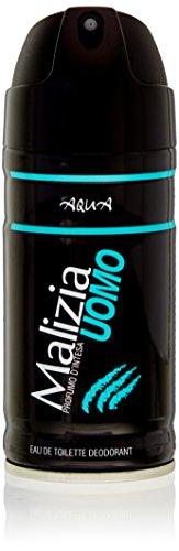 Malizia Deo Spray Uomo Aqua Ml.150