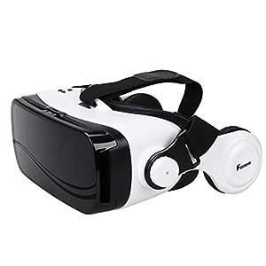 Occhiali 3Dimmersivi perocchiali dafilm convisore perrealtà virtuale con videogiochi regolabili per occhiali