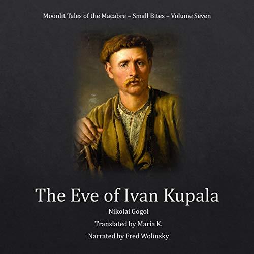 Couverture de The Eve of Ivan Kupala