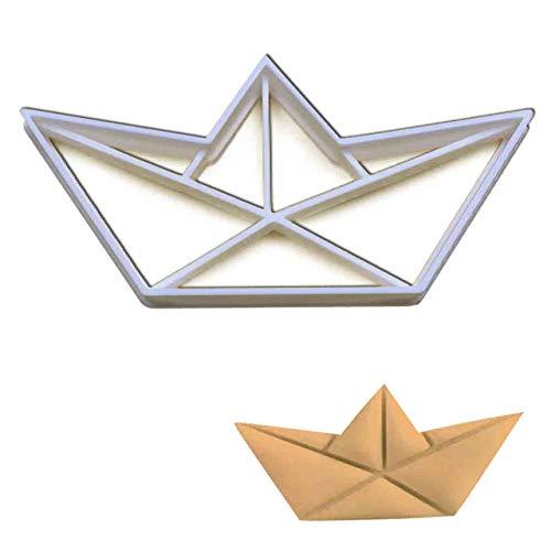 Origami-Boot Ausstechform, 1 Teil, Bakerlogy