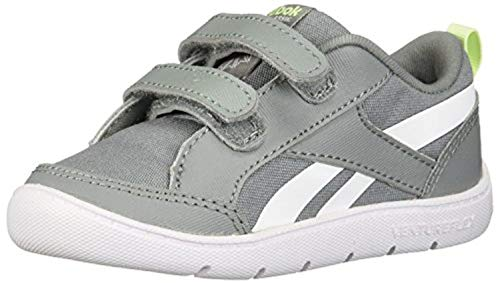 Reebok Niño Ventureflex Chase II Zapatos de Correr Gris, 19.5