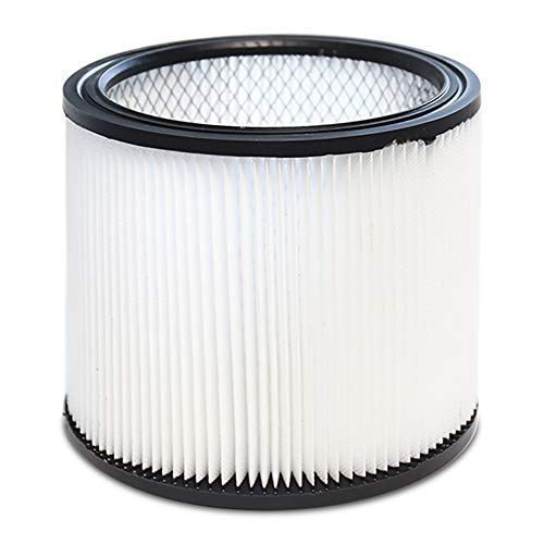 Replacement Filter for Shop Vac 90304 90350 90333 903-04-00 9030400 Vacuum Cleaner 5 Gallon and Large Wet & Dry Filter