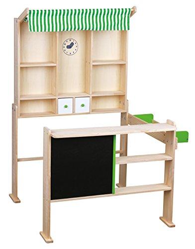 VEDES Großhandel GmbH - Ware beeboo Tienda Verde Claro/Blanco, 74x 68x 97cm